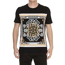 [특가세일][국내] [KAK명품관] 베르사체 컬렉션 프린트 티셔츠 V800683 VJ00498 1008