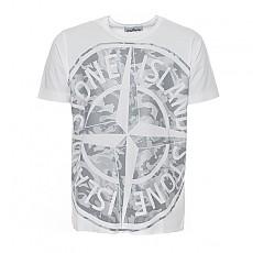 [국내] [KAK명품관] 20SS 스톤아일랜드 빅로고 티셔츠 721523391 V0001