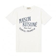 [국내] [KAK명품관] 20SS 메종키츠네 티셔츠 AM00100KJ0008 LT