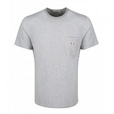 [국내] [KAK명품관] 20SS 메종키츠네 트리컬러 폭스 티셔츠 AM00102KJ0010 GR