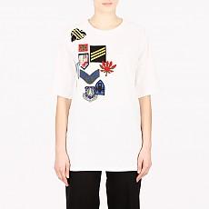[국내] [KAK명품관] 미스터앤미세스퍼 패치 티셔츠 171TS043E C1001